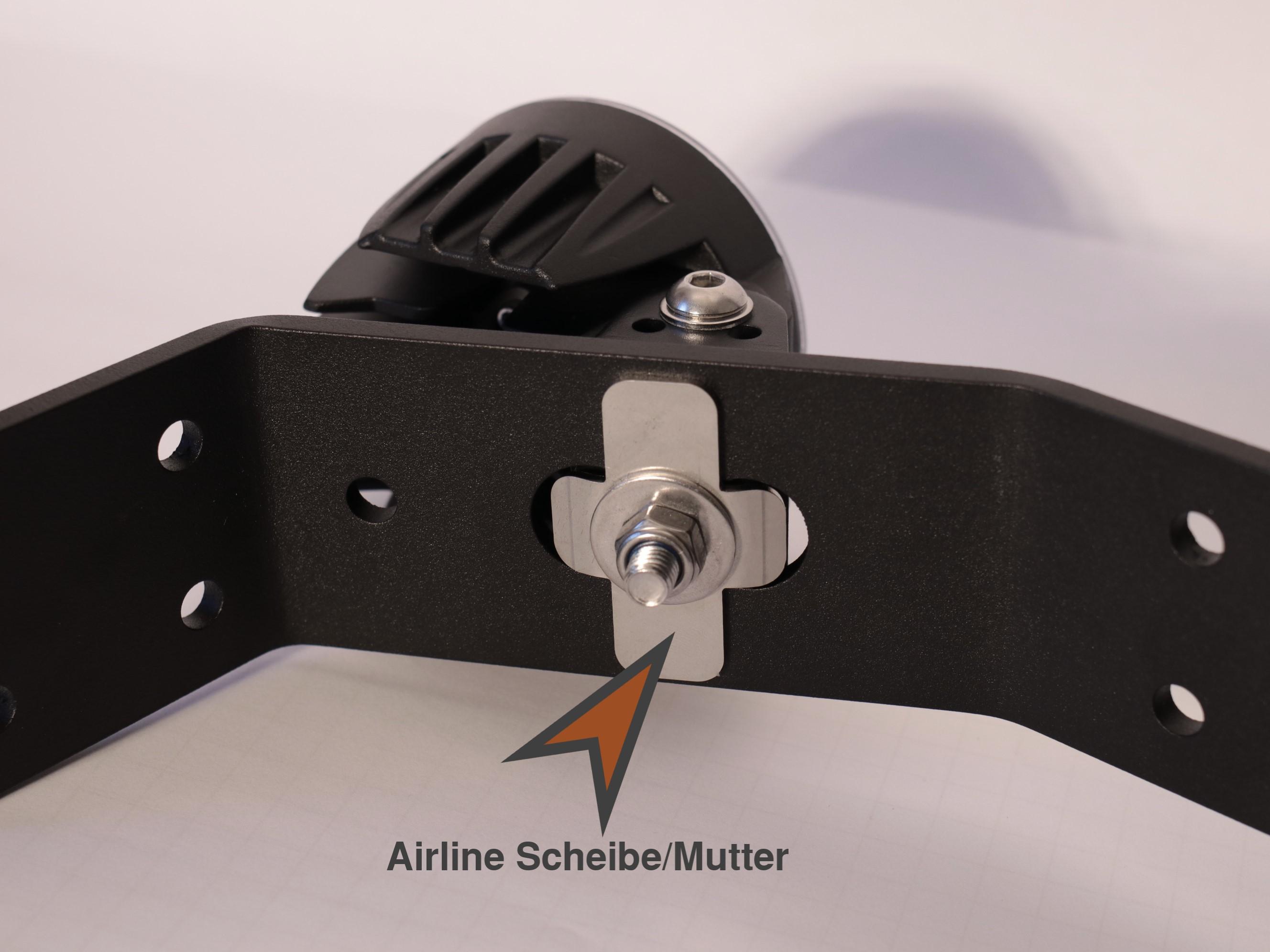 Airline Locheinsatz - Set