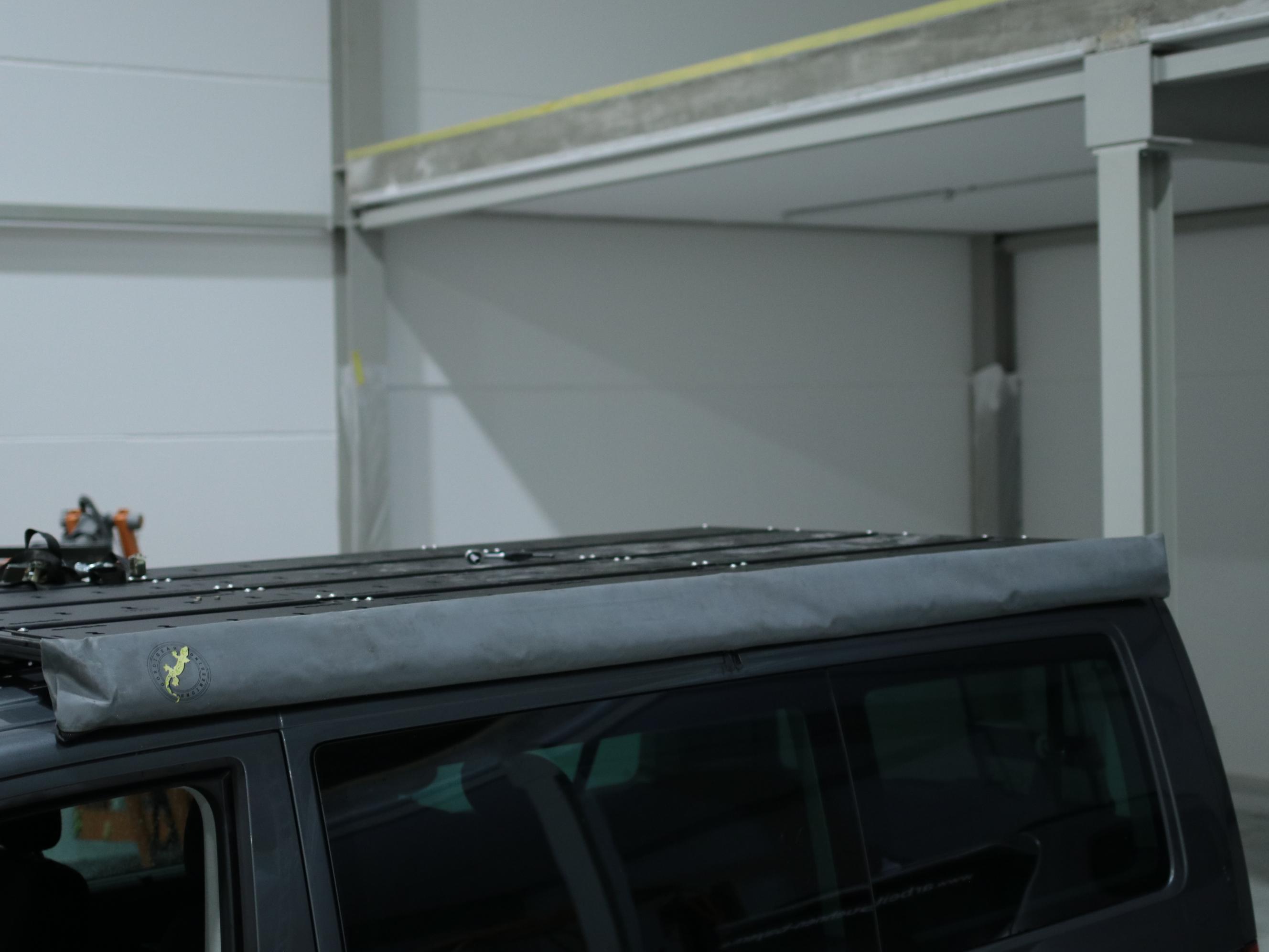 Dachträger VW T5 T6 C-Schiene   SpaceRack