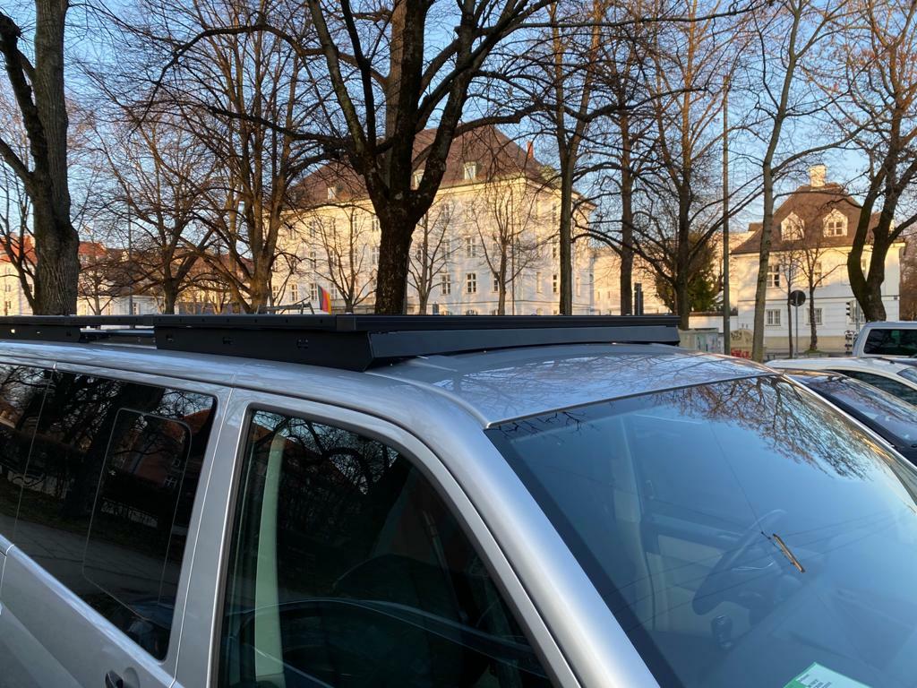 Windschild VW T5 T6 Windabweiser Fixpunkte