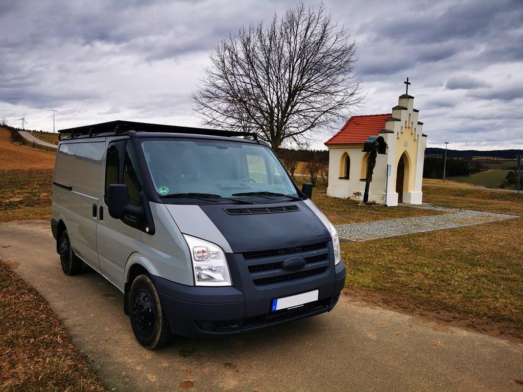 Dachträger Ford Transit MK7 - SpaceRack modular | ultraflach | robust