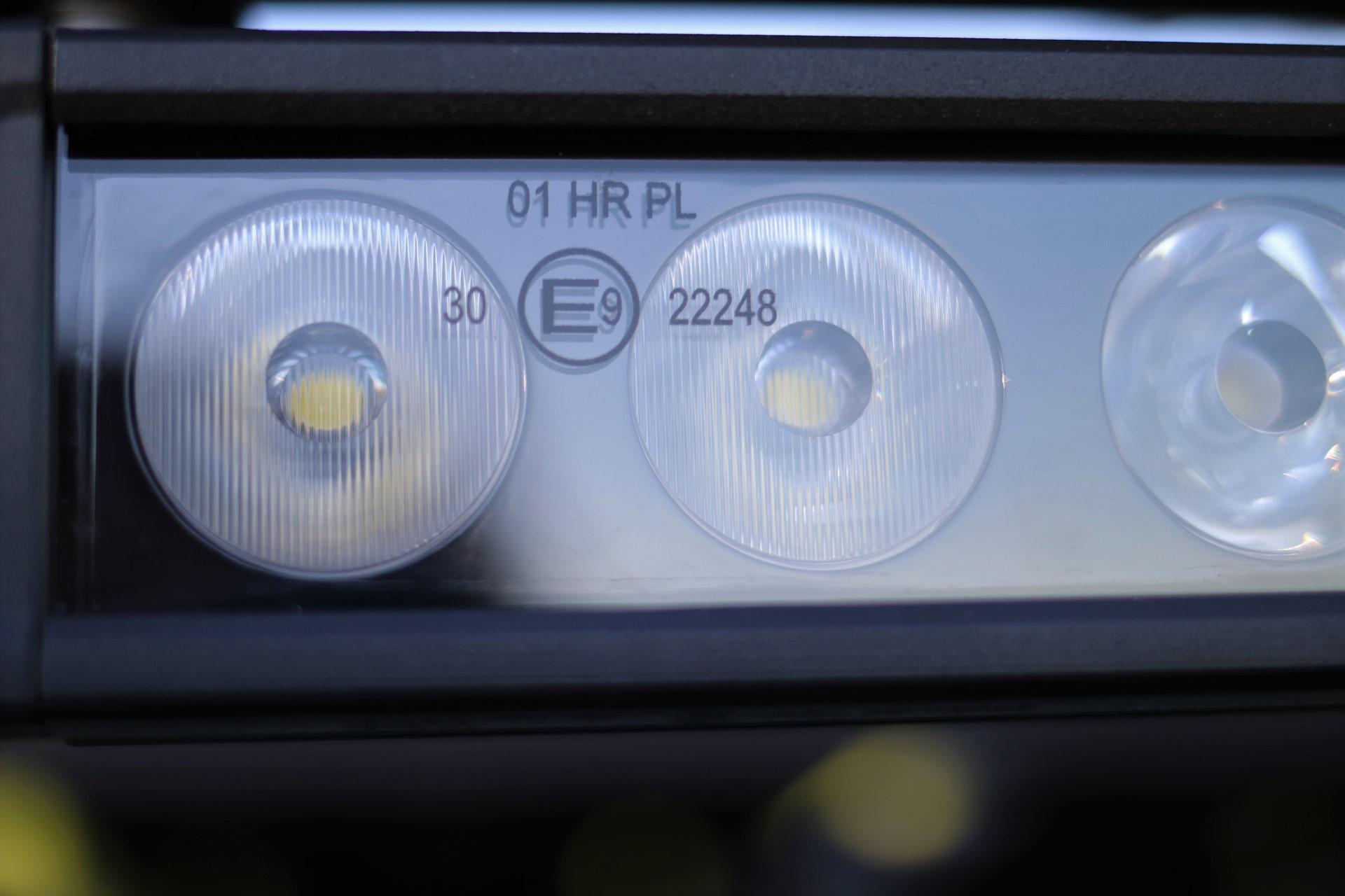 LightBar - mit Straßenzulassung  120W