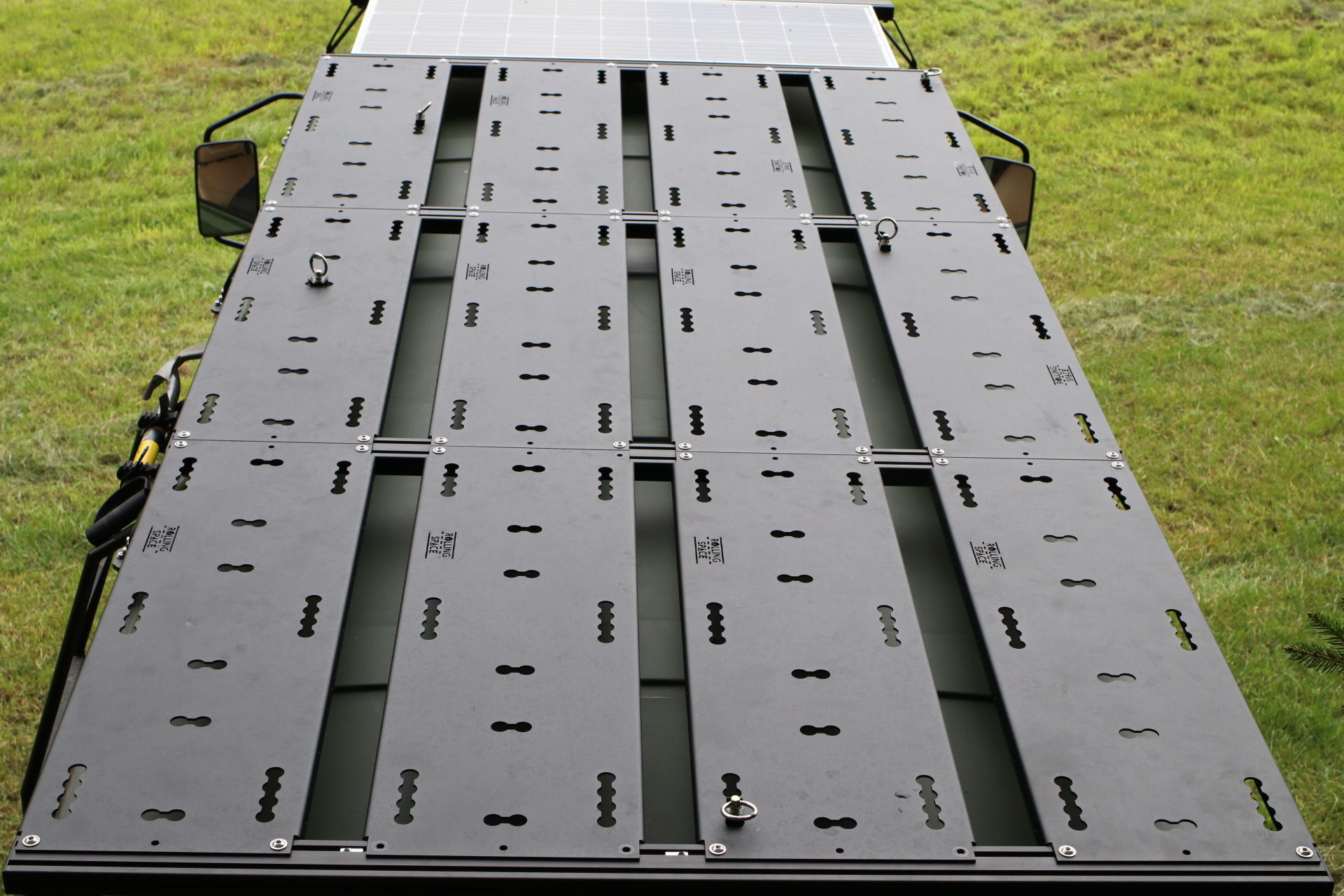 Dachträger Defender 90 110 130 | SpaceRack